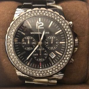 Michael Kors Camo Watch